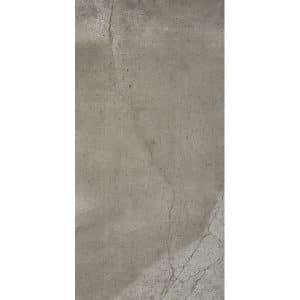 C-ment brown concrete look tiles
