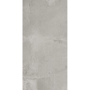 C-ment light grey concrete look tiles