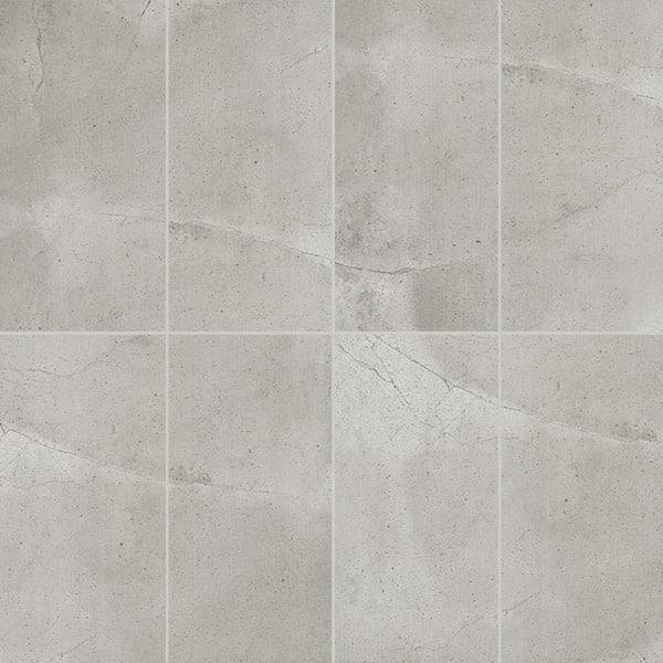 C Ment Light Grey Internal Polished Tiles 300x600