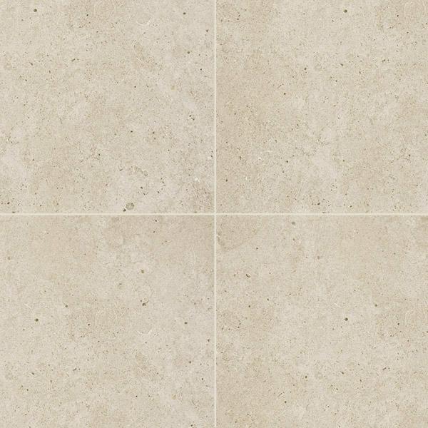 Evolution Beige concrete look tiles