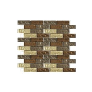Gold Mix Mosaic wall tiles