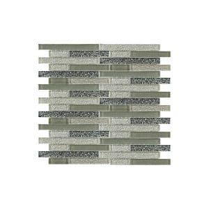 Lava Coco Mix Mosaic tiles