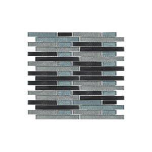 Lava Ocean Mix Mosaic tiles