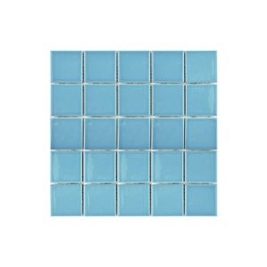 Gloss Blue Mosaic wall tiles