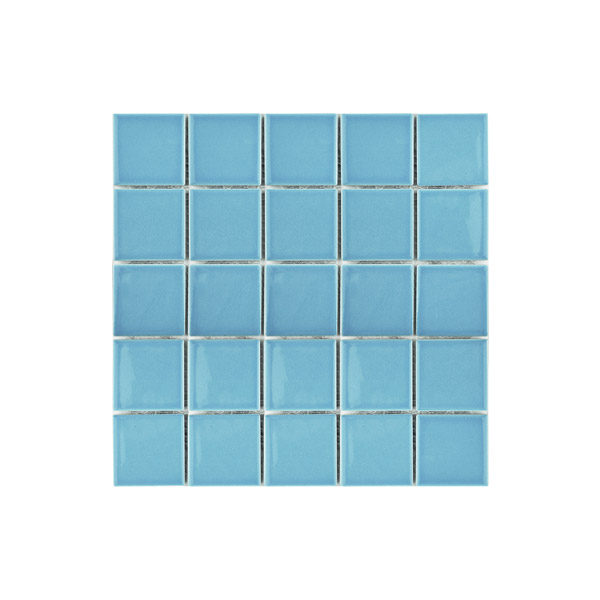Gloss Blue Mosaic wall tiles