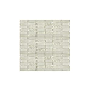 Mocha Crackle Mosaic wall tiles