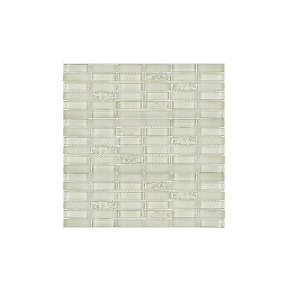 Mocha Crackle Mosaic wall tiles