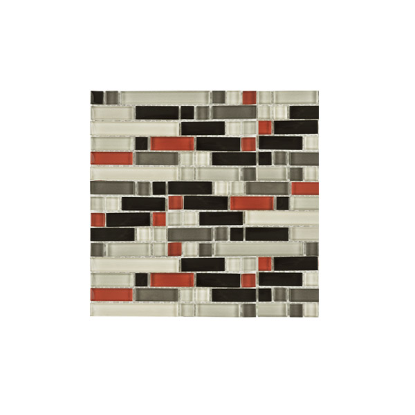 Paprika Mix Mosaic wall tiles