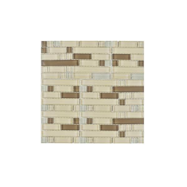 Sand Mix Mosaic wall tiles
