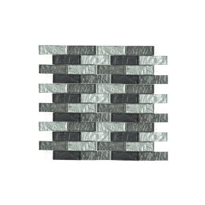 Silver Mix Mosaic wall tiles
