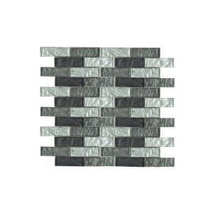 Silver Mix Mosaic wall tiles