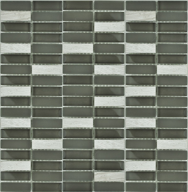 Essential Features 8610 Glass Mosaic Wall tiles