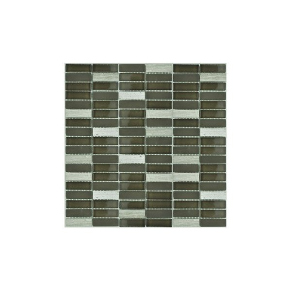 Essential Features 8611 Glass Mosaic Wall tiles