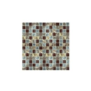 Essential Features Bengal Blue Mosaic Wall tiles