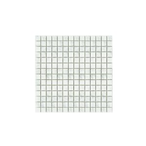 Essential Features Carrara Square Mosaic Wall tiles
