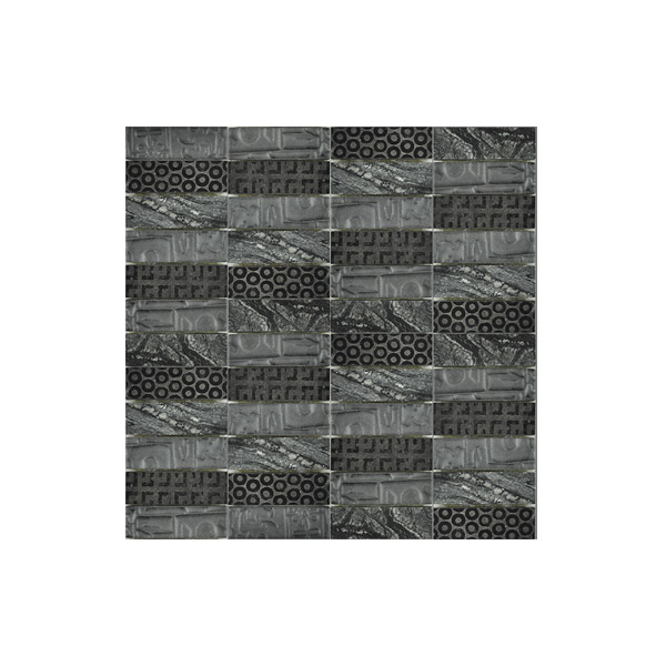 Essential Features Empire Glass Mosaic Wall tiles