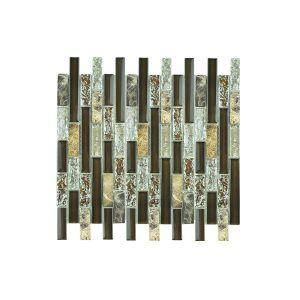 Essential Features Halo Earth Mosaic Wall tiles