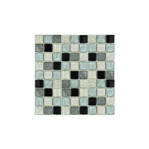 Essential Features Jewels Diamente Glass Mosaic Wall tiles