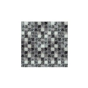Essential Features Siena Grey Mosaic Wall tiles