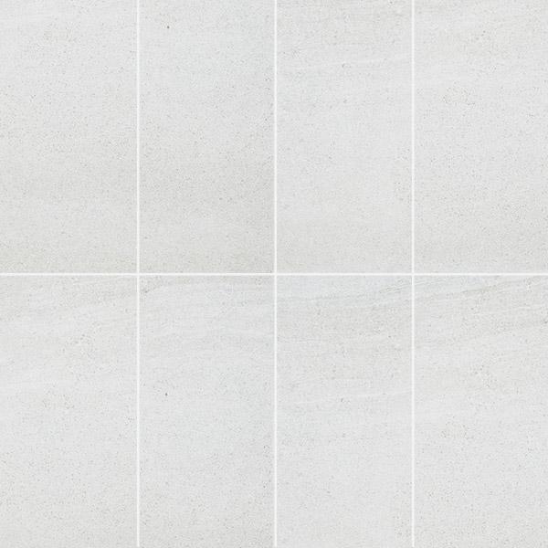 Limestone Light Grey Internal Gloss Wall tiles 300x600