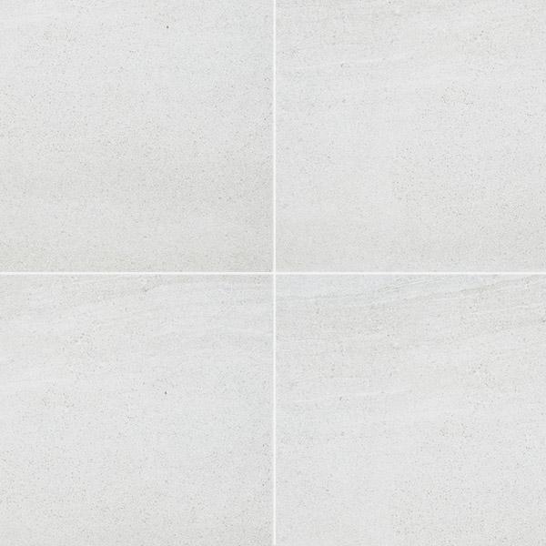 Limestone Light Grey Internal Lappato Tiles 600x600