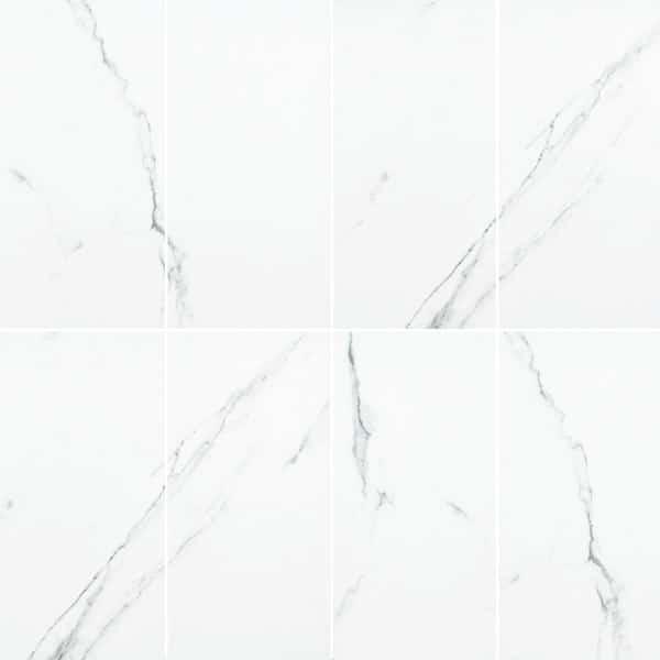 Carrara X tiles