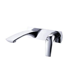 Keeto Wall Basin Mixer