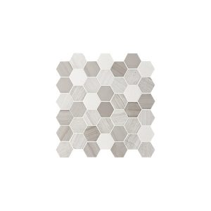Montage Sirocco Stonewash Hexagon tiles