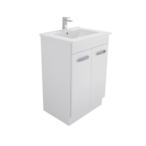 600 Universal Cabinet with Dolce Vita Vanity Top