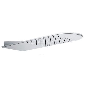Empire wall mounted shower head