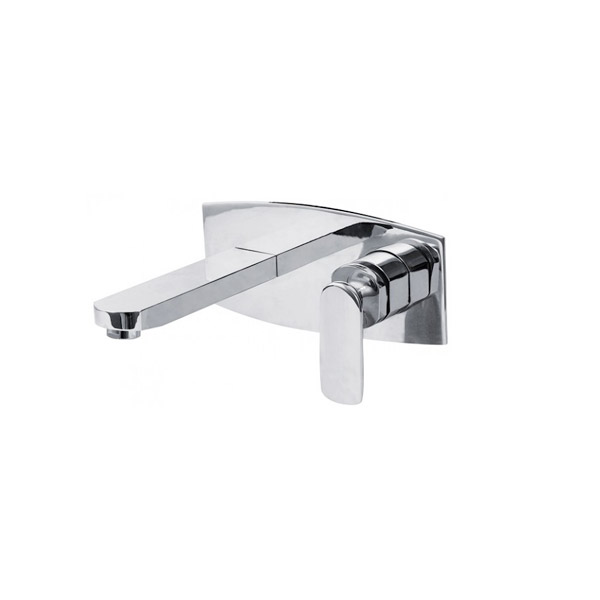 Mary Wall Mixer with Spout
