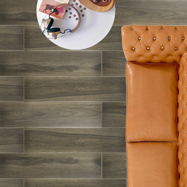Acacia Ironbark Minimalistic Wood look tiles