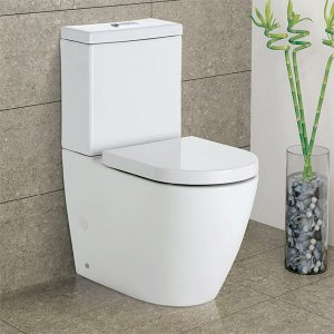 EMPIRE Short Projection Back to Wall Toilet Suite