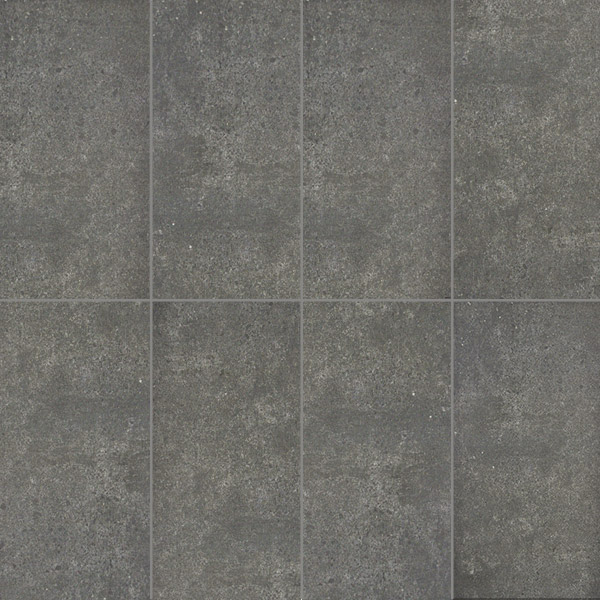 Kosmos Dark Grey Internal Lappato Wall Tiles 300x600