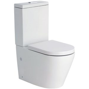 LAMBADA Back-to-Wall Toilet Suite