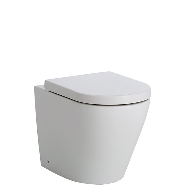 LAMBADA Wall Faced Toilet Suite