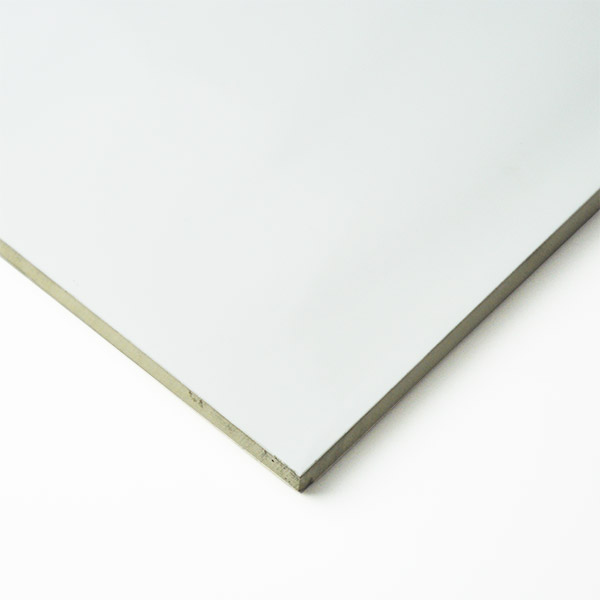 White Gloss Ripple tiles