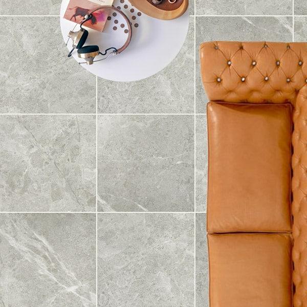 Ice Stone Grey tiles