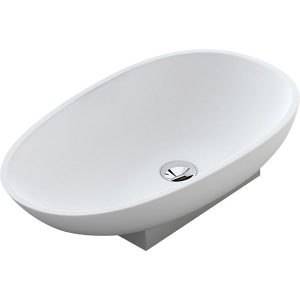 Lagoona solid surface basin