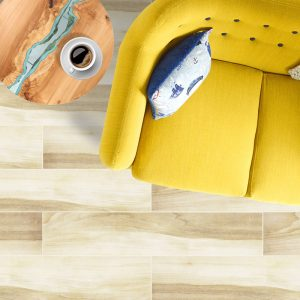 Molten Beige timber look tiles