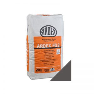 Ardex Grout FG8 20kg Charred Ash