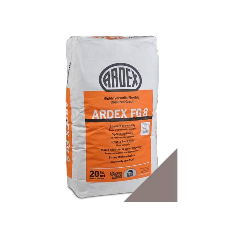 Ardex Grout FG8 20kg Havana
