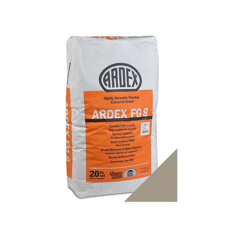 Ardex Grout FG8 20kg Magellan Grey