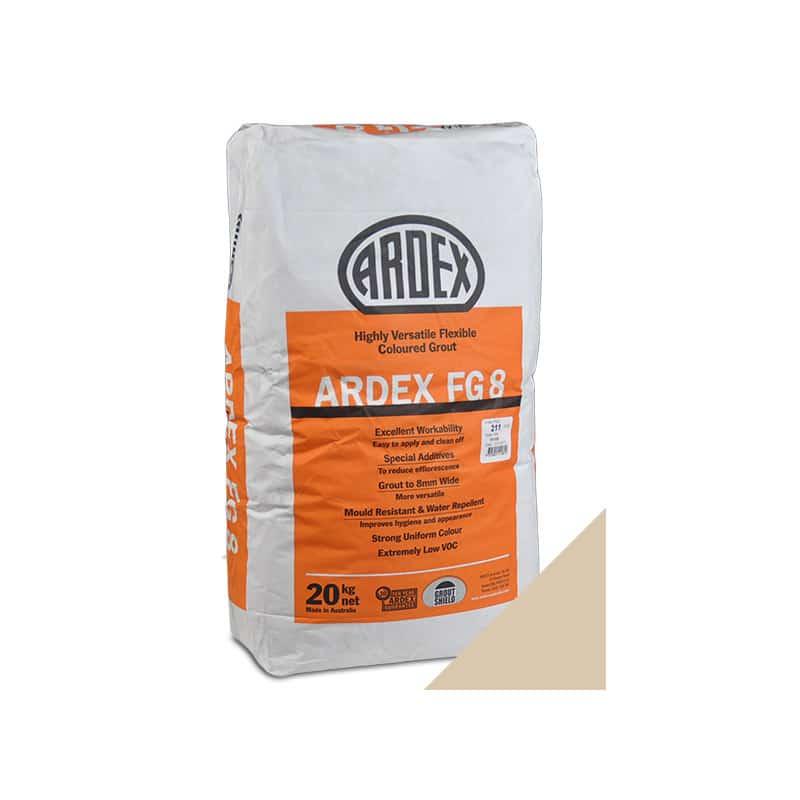 Ardex Grout FG8 20kg Mudberry