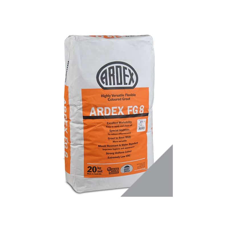 Ardex Grout FG8 20kg Slate Grey