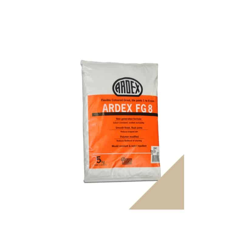 Ardex Grout FG8 5kg Alabaster