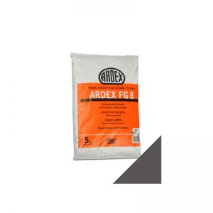 Ardex Grout FG8 5kg Charred Ash
