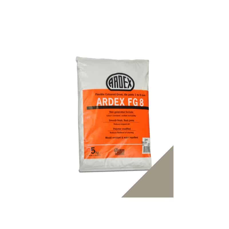 Ardex Grout FG8 5kg Magellan Grey