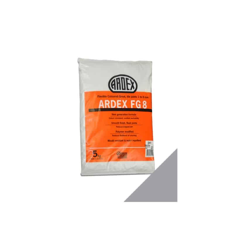 Ardex Grout FG8 5kg Slate Grey