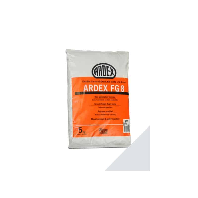 Ardex Grout FG8 5kg MistyGrey